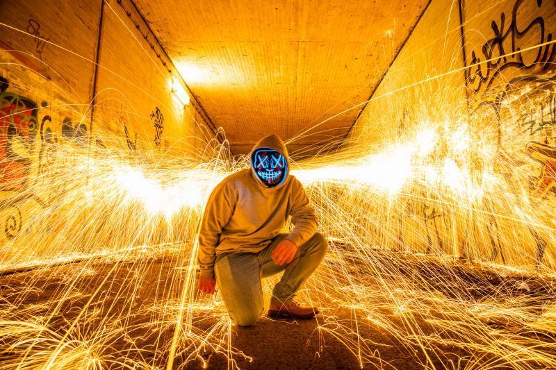Stahlwolleshooting Philipp