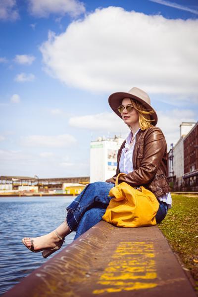 Marie am Dortmunder Hafen